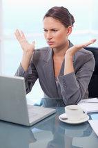Frustrated newsletter subscriber